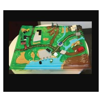 Enviroscape: Model of a Watershed