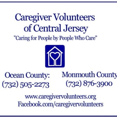 Caregiver Volunteers of Central Jersey (CVCJ) - Monmouth